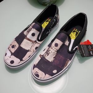 (SOLD) Vans x A Tribe Called Quest Slip-Ons